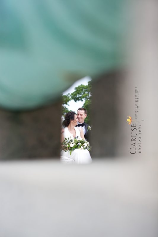 Jenn found a a sweet spot to photograph from! Love this!